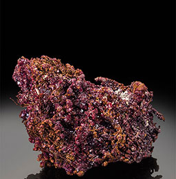 Copper, Cuprite